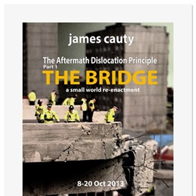 ADP Promo Preview Print 14 - The Bridge by James Cauty