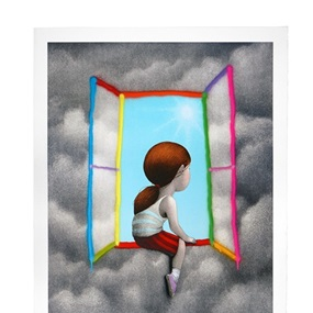 At The Window (First Edition) by Seth Globepainter