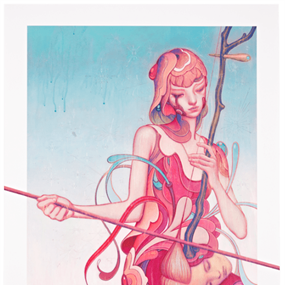 Erhu (Variant) by James Jean