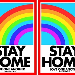Stay Home // Stay Homo (Timed Edition) by Hayden Kays