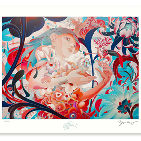 Forager III (Timed Edition) by James Jean