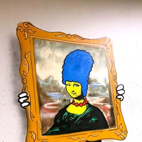 Mona Simpson (2019) by Nick Walker