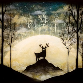 Isle Of The Floating Moon by Andy Kehoe
