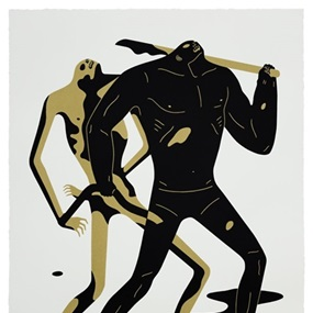 Doom Alone I by Cleon Peterson