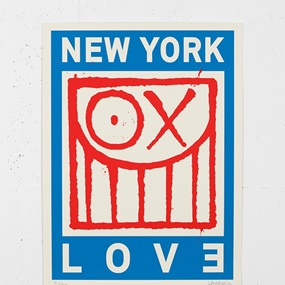 Love New York (First Edition) by André