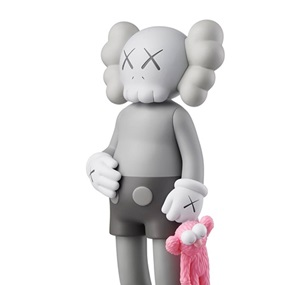 Share (Grey) by Kaws