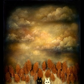 Secret Meeting by Andy Kehoe
