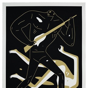 Doom Alone II by Cleon Peterson