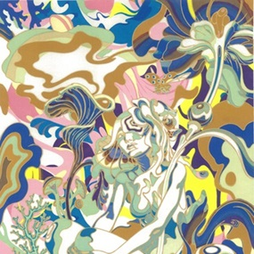 Dolly Varden by James Jean