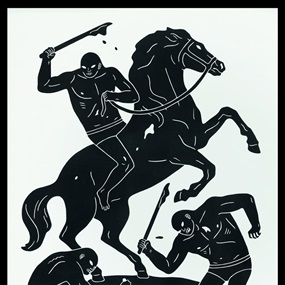 Dark Rider (First Edition) by Cleon Peterson