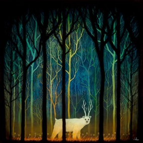 Profound Encounters Amid The Forest Deep by Andy Kehoe