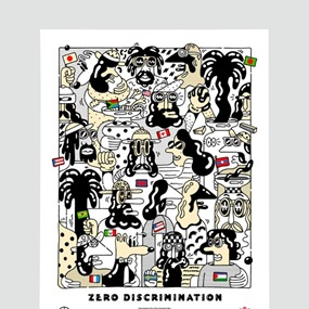 Zero Discrimination by Steven Harrington
