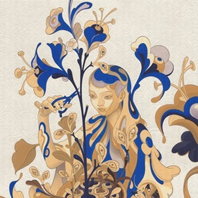 The Editor - Cutaway by James Jean