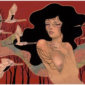 When It Begins (First Edition) by Audrey Kawasaki
