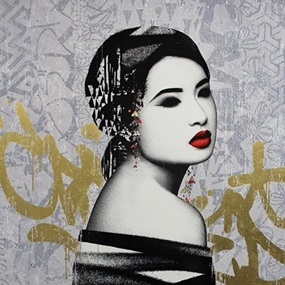 Retroversion I (Gold) by Hush
