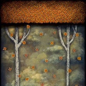 Cloaked In A Vast And Quiet Wonder by Andy Kehoe