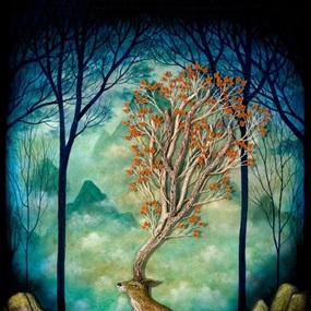 Bearer Of Wonderment by Andy Kehoe
