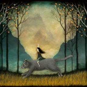 Riding A Dream by Andy Kehoe