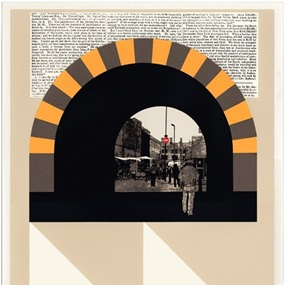 London Tunnel by Evan Hecox