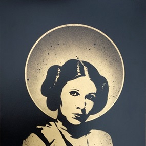 Saint Leia (Gold) by Fake