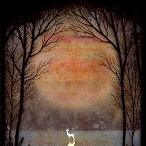 A Placid Pause by Andy Kehoe