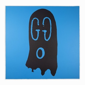 Original Guccighost (Blue) by Guccighost