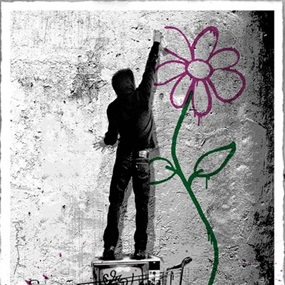 Eternity (First Edition) by Mr Brainwash
