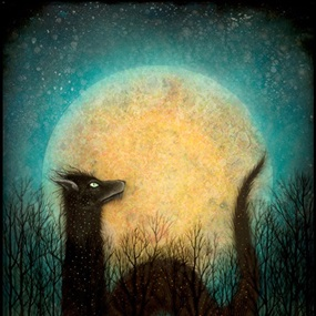 The Feral Moon Rises by Andy Kehoe