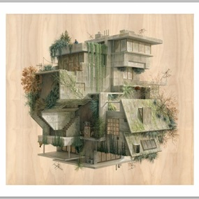 Brutal Architecture by Cinta Vidal