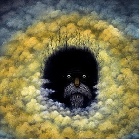 Hail The Dark Wonder by Andy Kehoe