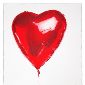 Hold On To My He(ART) by Mr Brainwash