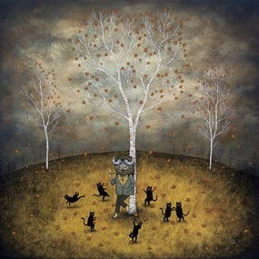 Revel In The Wild Joy by Andy Kehoe