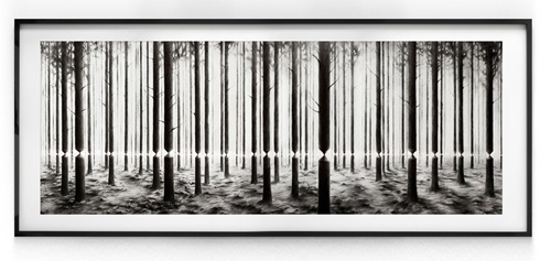 Linea (Artist Proof Edition) by Pejac
