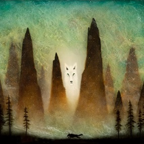 Mother Of The Lone Wolf by Andy Kehoe