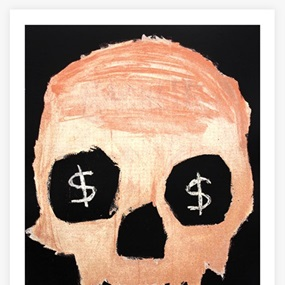 Money Skull by Tim Armstrong