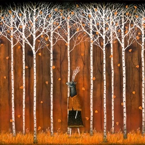 Strolling Through A Close Enchantment by Andy Kehoe