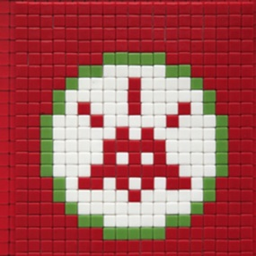 Invaderoma - Mosaic Book Cover (First Edition) by Space Invader