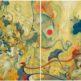 Ballad by James Jean
