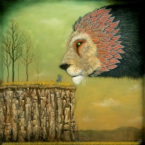 Meeting Of Lords by Andy Kehoe