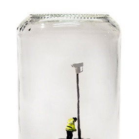 ADPPC Pissing in the Wind (Fundraiser Jam Jar Edition) by James Cauty