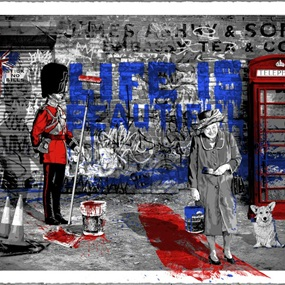 Jubilation by Mr Brainwash