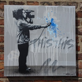 Urban Expressionism by Martin Whatson