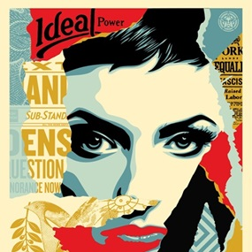 Ideal Power by Shepard Fairey