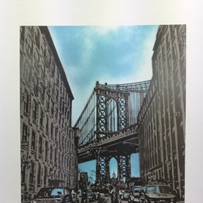 Manhattan Bridge by Nick Walker