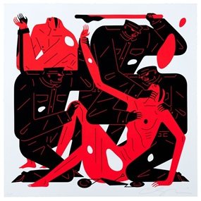 The Ends Justify The Means by Cleon Peterson