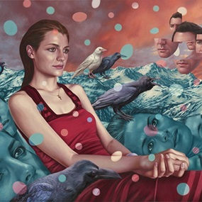 Memory Fragments by Alex Gross