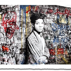 Samo Is Alive by Mr Brainwash