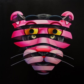 Pink Panther Trapped by Super A