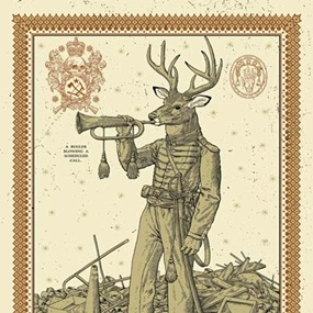 From The Overflowing: Bugler by Ravi Zupa