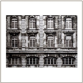 Legal Building (Silver) by Logan Hicks